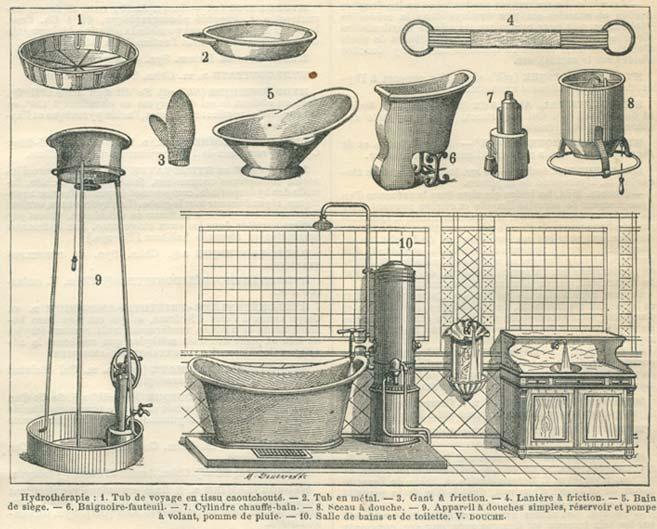 histoire tub