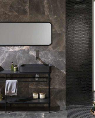 carrelage mur salle de bains
