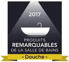 Logo produits remarquables salle de bains 2017