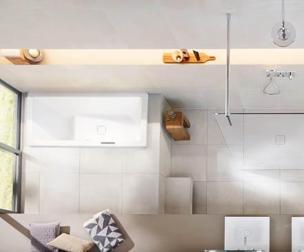 6 id es pour s 39 asseoir dans la salle de bains styles de bain for Estrade salle de bain