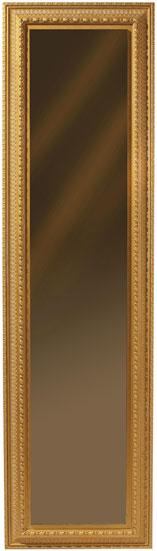 Radiateur miroir encadré de doré