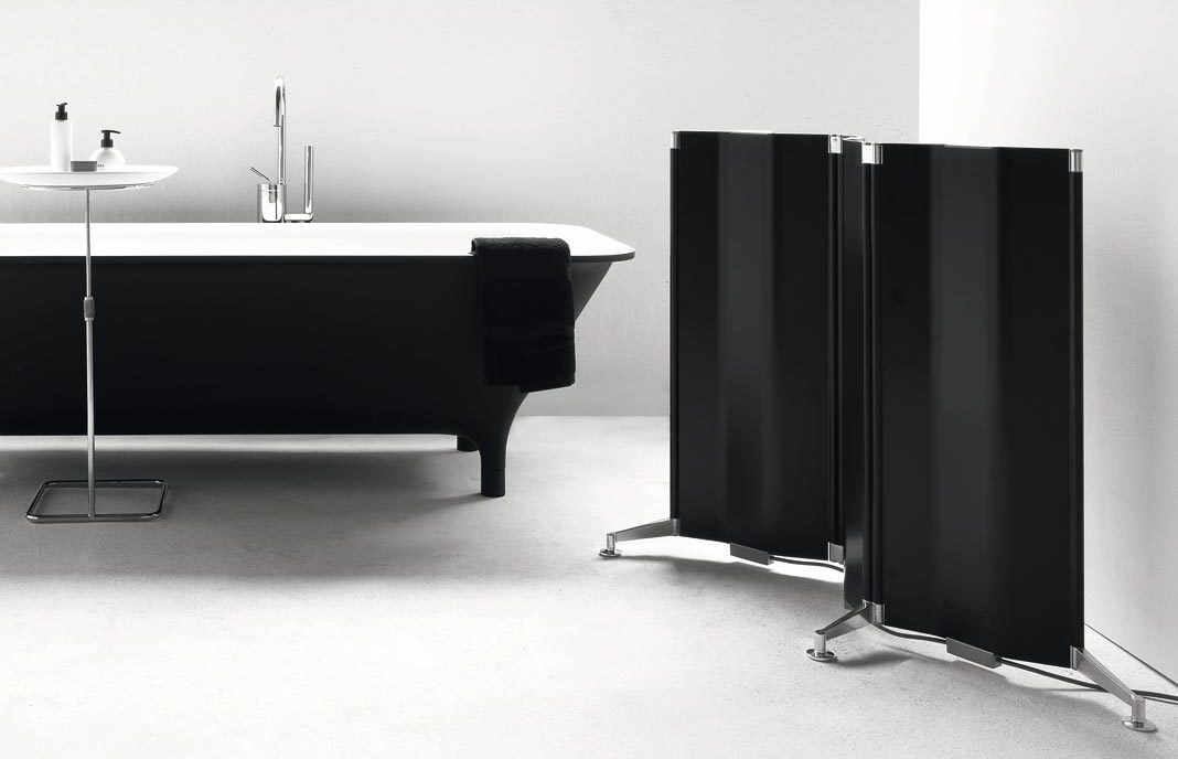 Radiateur salle de bain design bien carreaux de ciment for Radiateur salle de bain design