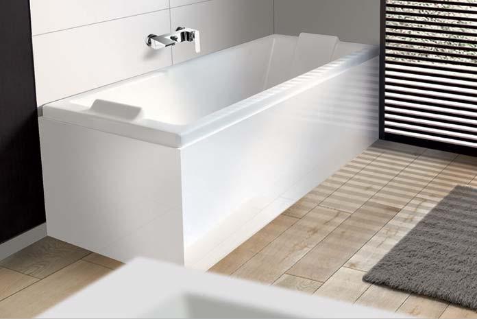 Baignoire petite taille une magnifique baignoire dans une for Ou acheter sa baignoire