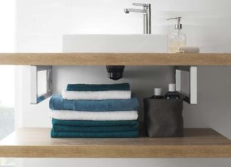 alimenter et vacuer l eau dans la salle de bains i styles de bain. Black Bedroom Furniture Sets. Home Design Ideas