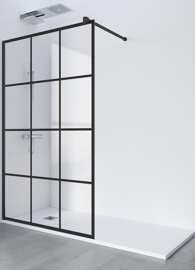 Paroi de douche atelier : modèle Profiltek