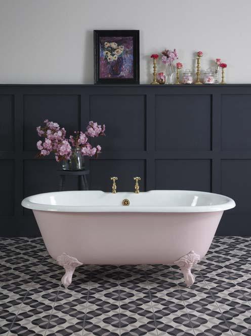 5 conseils pour une salle de bains de style anglais | Styles de Bain