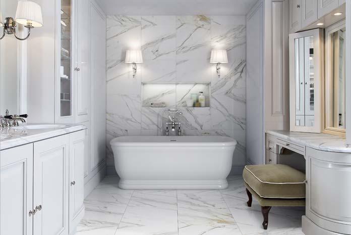 5 conseils pour une salle de bains de style anglais styles de bain. Black Bedroom Furniture Sets. Home Design Ideas
