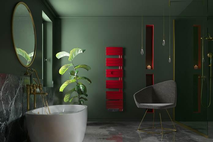 notre s lection de radiateurs s che serviettes avec soufflant. Black Bedroom Furniture Sets. Home Design Ideas