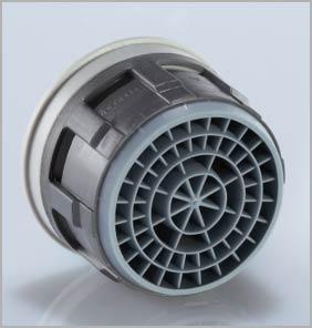 Un mousseur aérateur réducteur de débit