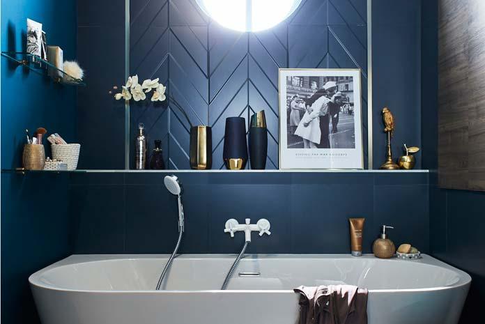 Conseils pour un coin déco dans la salle de bains | Styles ...