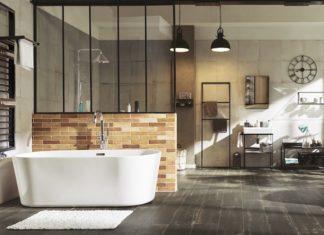 Style de salle de bain : Factory