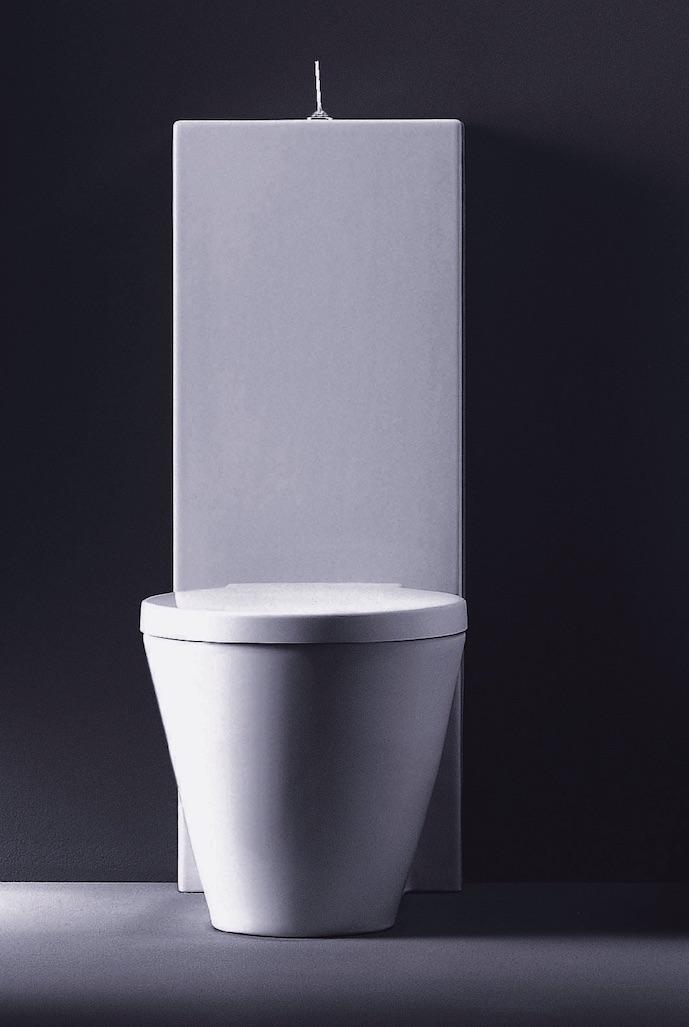 WC design sur pied Starck 1 de Duravit