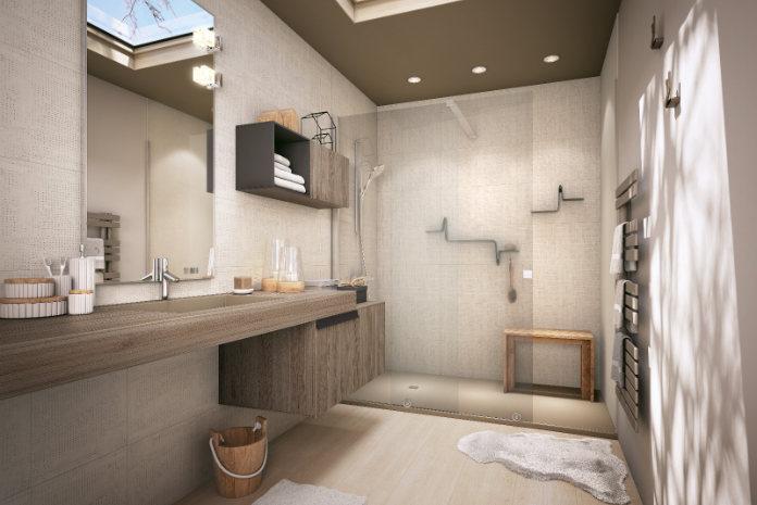 bien am nager sa salle de bain avec envie de salle de bain. Black Bedroom Furniture Sets. Home Design Ideas