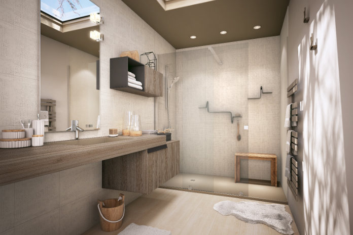 Aménager une salle de bain avec Envie de salle de bain : la salle de bain Access