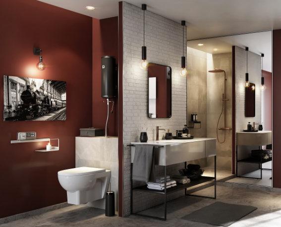 Découvrez Intime-en-T : la solution d'aménagement idéale pour une salle de bain avec espace douche et coin WC séparés