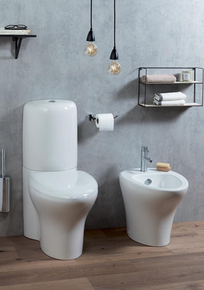 WC design sur pied Nouvelle Vague de Jacob Delafon