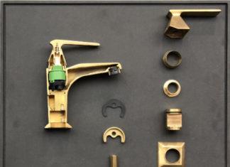 Réparer un robinet qui fuit : éclaté