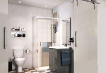 La salle de bain Economic d'envie de salle de bain