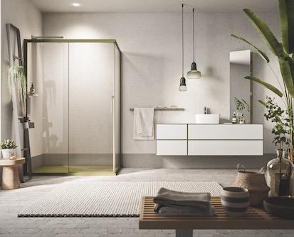 Salle-de-bain-avec-de-discrètes-touche-de-couleur-vert-d'eau