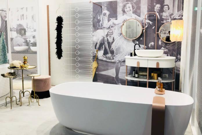 Le style Paquebot dans la salle de bains : un retour en vogue