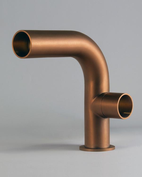 Mitigeur de lavabo comme un tube, Watertube de Treemme
