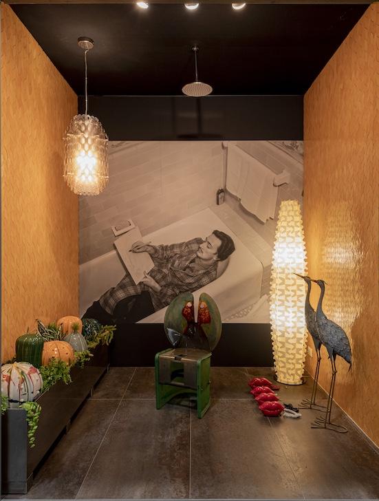 la salle de bains imaginée de salvafor dali