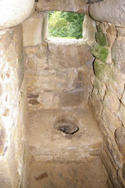 trou de latrines