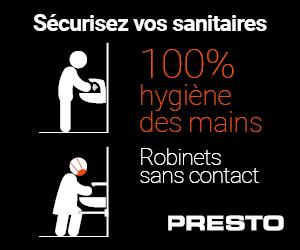 Presto sécurisation sanitaire