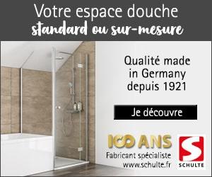 Schulte : Votre espace douche standard ou sur mesure