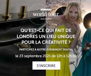 invitation worldtour ideal standard Londres